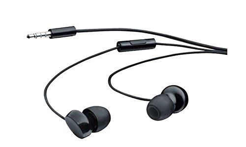 Original OEM Nokia WH-208 3.5mm Stereo Headset for Nokia Lumia 900, 920, 820, 720, 710, 620, 610, 510, 520 - Bulk Packaging - Black