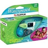 Fujifilm QuickSnap Waterproof 35mm Disposable Camera - T40461