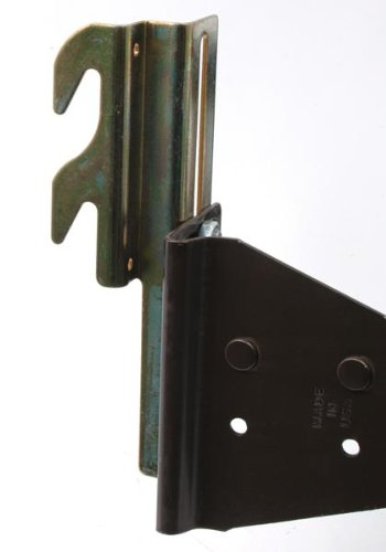 bolt-on to hook-on bed frame conversion brackets 2