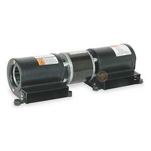 Dayton Low Profile Blower 115 Volt for Fireplace or Wood Stove (4C825) #1TDU7