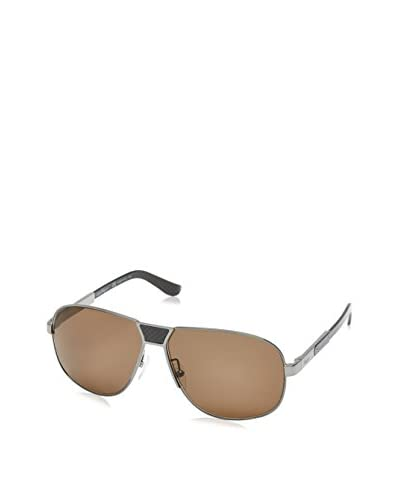 Ferragamo Gafas de Sol SF137SP_035-60 (60 mm) Metal Oscuro / Marrón