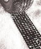 Shopmonk 2x Car Tyre Emergency Anit Slip Traction Treads Tracks Ice Snow Van Truck Grip