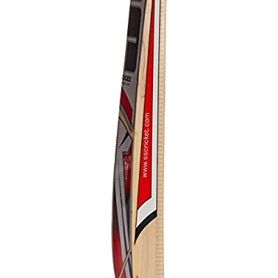 SS Blaster Exclusive Edition Kashmir Willow Cricket Bat (Short Handle)