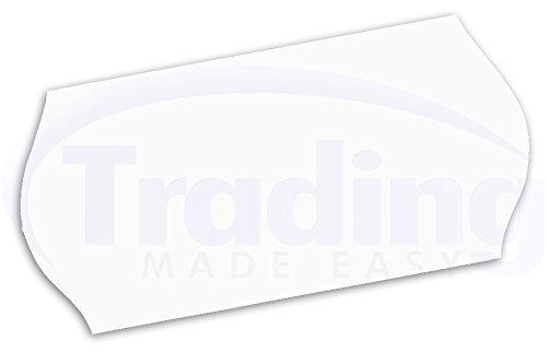 etiquettes pour etiqueteuse prix blanche 26 x 12mm
