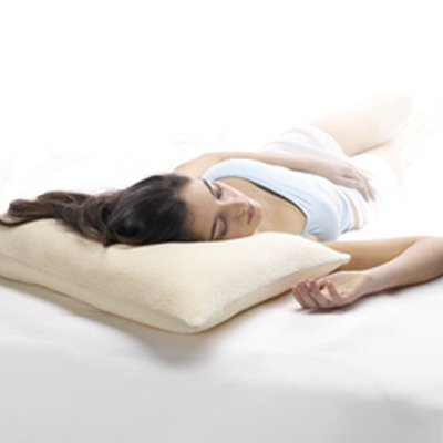 Linens Limited Memory Foam Pillows, 46 x 74 Cm, 2 Pack
