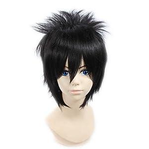 Death Note L.Lawliet Cosplay Wig