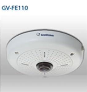 Geovision GV-FE420 4MP H.264 Fisheye Network Security IP Camera 1.27mm
