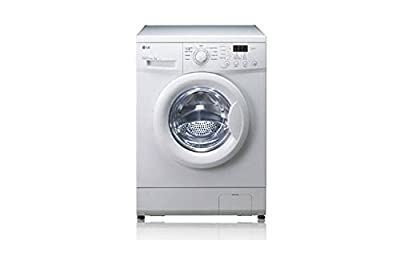 LG F8091MDL2 Front-loading Washing Machine (5.5 Kg, Blue White)