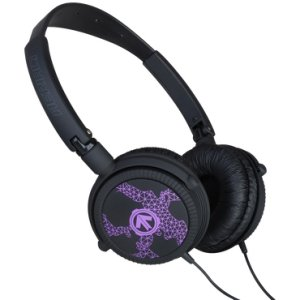Aerial7 Matador Deep Purple Drifter Series Headphones