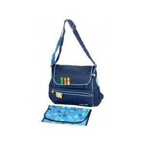 NURSERY BAG | BLUE