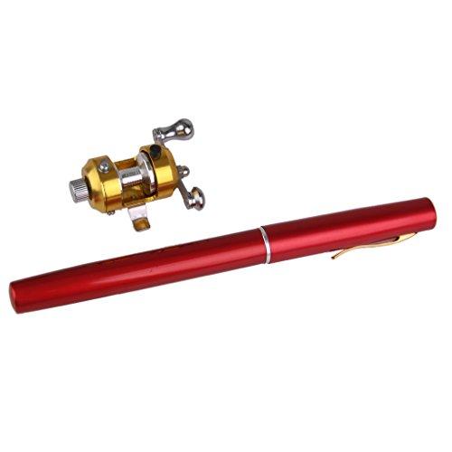 mini-lega-tasca-penna-pesce-canna-da-pesca-polo-bobina-baitcasting-rosso-7cm