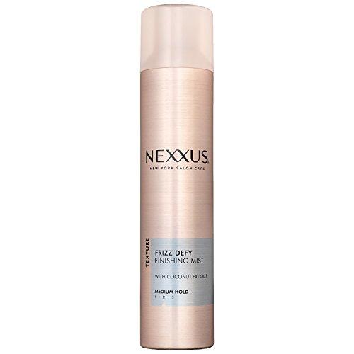 Nexxus Frizz Defy Finishing Mist Hair Spray Medium Hold, 10