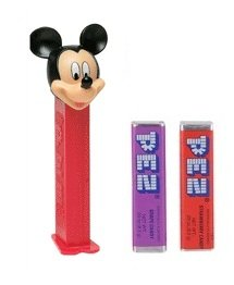mickey-mouse-and-friends-pez-dispenser-with-two-refils-sold-singly-one-random-character-supplied