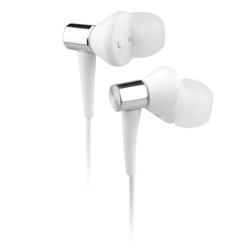 White Heavy Bass Headset Hi-Fi Headphones With Microphone For Nokia Lumia 635