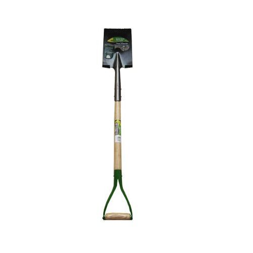 Ames True Temper GT-3 Green Thumb D-Style Handle Garden Spade