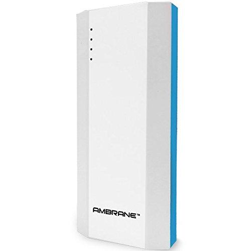 Ambrane P-1111 10000mAH Power Bank (White-Blue) By Amazon @ Rs.689