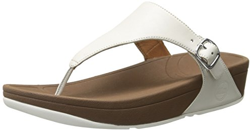 FitFlop Women's The Skinny Leather Flip-Flop