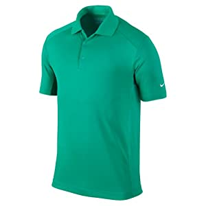 Nike Golf Men's Victory Polo STADIUM GREEN/WHITE XL
