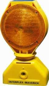 Interplex Solar Maverick Solar Warning Light