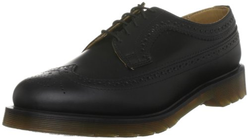 Dr. Martens Unisex-Adult 3989 Brogue Smooth Black Lace Up 13844001 8 UK