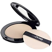 Isadora Velvet Touch Compact Powder 10 Sheer Transparent