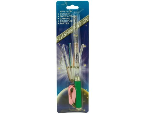 Wholesale Set Of 20, Flashing Led Stick (Tools, Flashlights), $2.12/Set Delivered