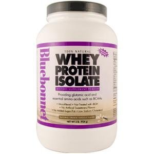 Whey Protein Isolate French Vanilla - 2 lbs - Powder