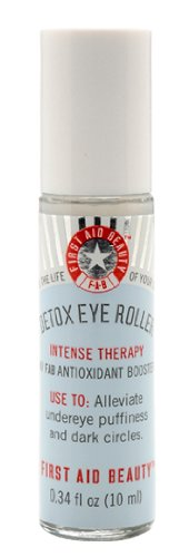 First Aid Beauty Detox Eye Roller 0.28 oz