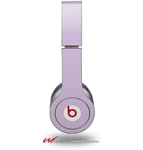 Solids Collection Lavender Decal Style Skin (Fits Genuine Beats Solo Hd Headphones - Headphones Not Included)