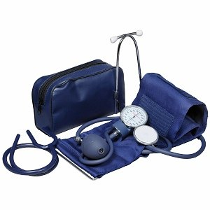 Image of Walgreens Manual Inflate Aneroid Blood Pressure Kit, 1 ea (B00AE6RW9M)