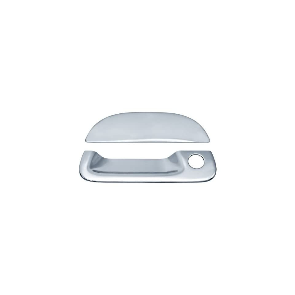 Brite Chrome 11207 Chrome Tailgate Handle Cover Automotive