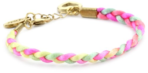 Braided Heart Bracelet