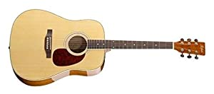 Hofner HAS D01 Dreadnought Acoustic Guitar available at Amazon for Rs.10700