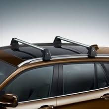 BMW X5 (F15 only) Genuine Factory - Profile Roof Rack Cross Bars 2014 - current (Bmw X5 Crossbar compare prices)