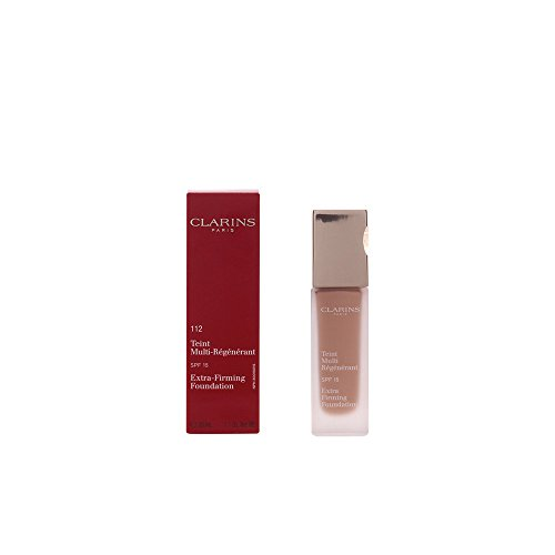 Clarins Extra Firming Foundation SPF 15 112 Amber (Clarins Extra Firming Foundation compare prices)