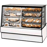 Federal Industries Sgr5042Dz High Volume Vertical Dual Zone Bakery Case
