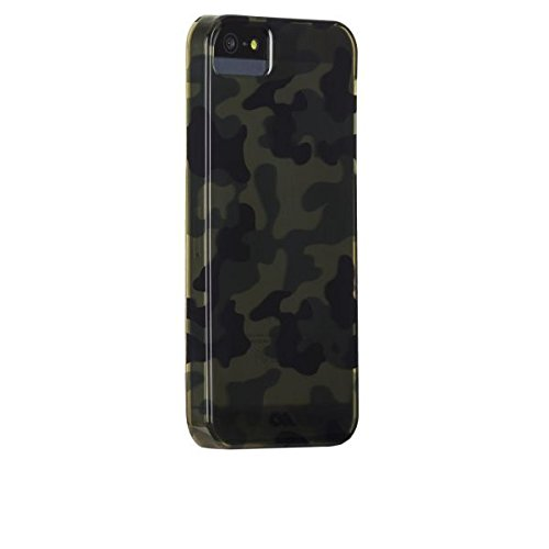 Case-mate Studio collection barely there Urban Camo Case for iPhone 5 5S