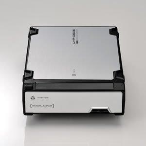 【LHR-DS05WU3Rシリーズ】Wi-Fi対応 USB3.0 フロントローディングタイプ HDDリーダー/ライター HDD(WD Red) セットモデル[3TB] (シルバー)