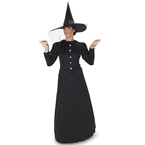 Wicked Witch Adult Costume L (Wicked Witch Of The West Broom)