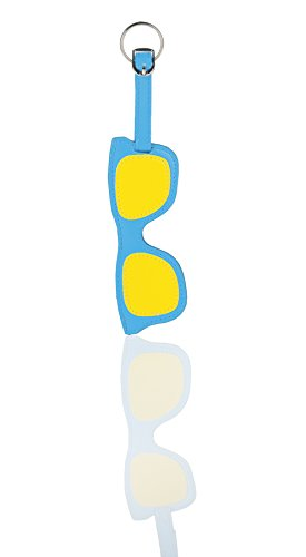 Travel Smart Sunglasses Fashion Luggage Tag