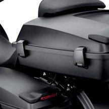 Harley-Davidson? Premium Tour-Pak? Hinges - Gloss Black - 53000131
