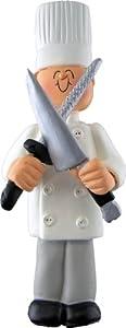Ornament Central OC-072-M Male Chef Figurine