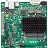 Desktop Board D2700DC; Intel NM10; Intel Atom D2700 @2.13GHz; 2 x SO-DIMM DDR3-800/1066MHz; Intel GMA 3600; 2 x SATAII; HDMI; DVI; Mini-ITX (BLKD2700DC)