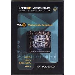 M-Audio Prosessions Vol 01 - Discrete Drums: World Rock And Percussion - Solid Rock Song Sections - Aiff, Wav, Rex2 And Acidized Wav Formats