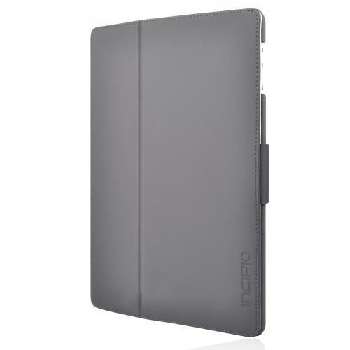 incipio-ipad-276-new-ipad-lexington-hard-shell-folio-case-gray-light-gray