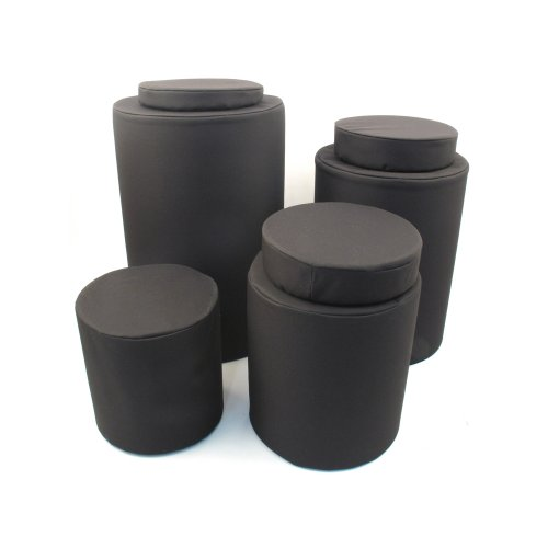 Lastolite LL LA8014 4-Nestable Posing Tubs with 3-CushionsY