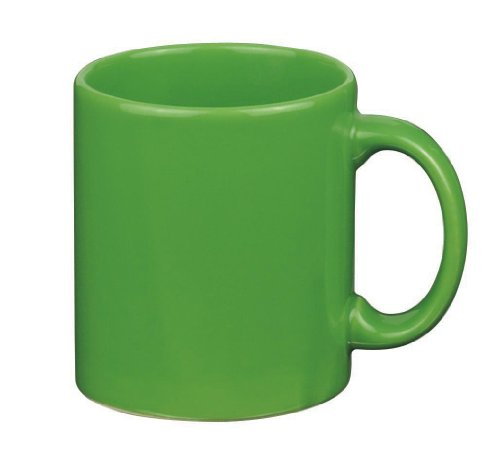 Waechtersbach Fun Factory Ii Green Apple Mugs, Set Of 4