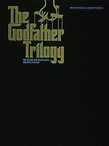 The Godfather Trilogy - Piano/Vocal/Guitar Songbook