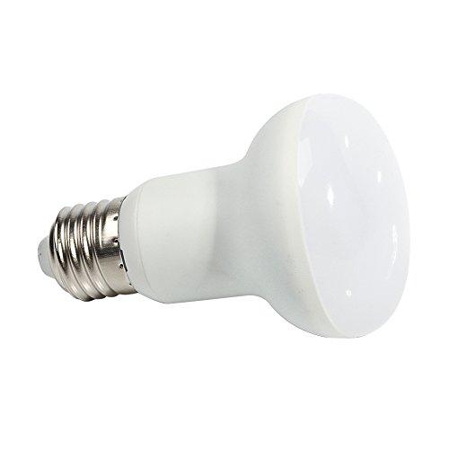 Lvjing New Super Bright 5W E27 Base Day White Led Spotlight Lamp Mushroom Light Bulb Incandescent Bulb Replacement