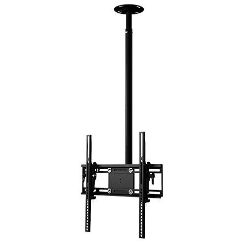 ricoo-ceiling-mount-bracket-d0244-tv-wall-brackets-monitor-ceiling-bracket-tilt-swivel-tv-wall-brack